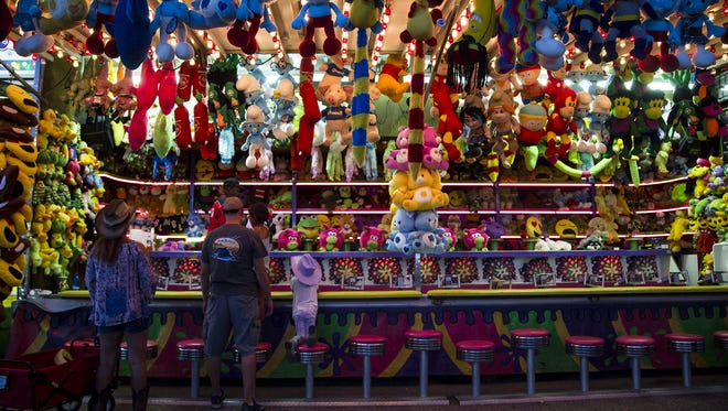 Fairgoers have a host of option for how to have their fun at the 2017 Montana State Fair.