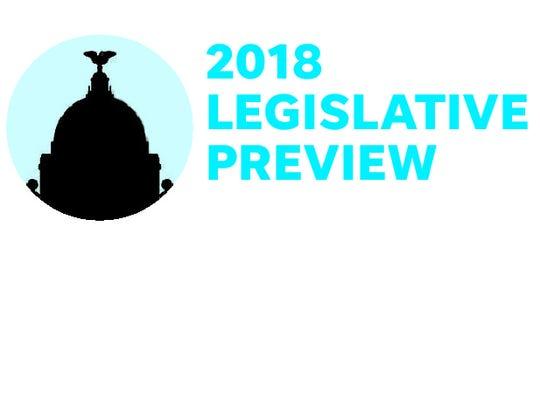 2018 Legislative Preview