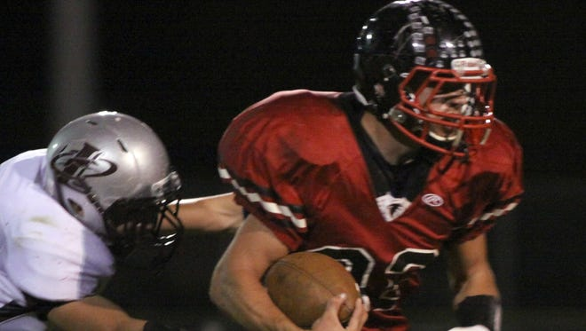 Abbotsford is closing in on a second straight outright title in the CloverWood Conference.