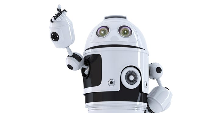 """Research firm Gartner anticipates a new version of the digital age where smart machines (aka """"robots"""") will take on traditionally human jobs."""