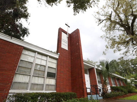 St. Michael & All Angels Episcopal Church in Tallahassee, which is celebrating its 135th Anniversary on Friday.