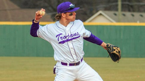 Trevecca's Hunter Newman