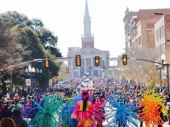 harambee parade