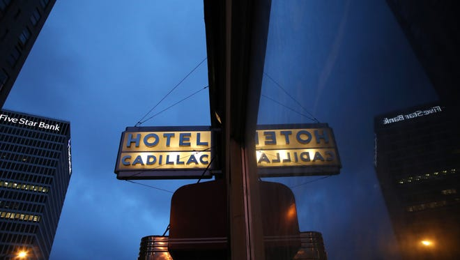 The Cadillac Hotel is no longer accepting guests.