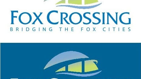 New logo for Village of Fox Crossing, formerly the Town of Menasha.