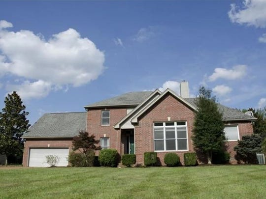 This Robertson County home, at 3581 Old Greenbrier
