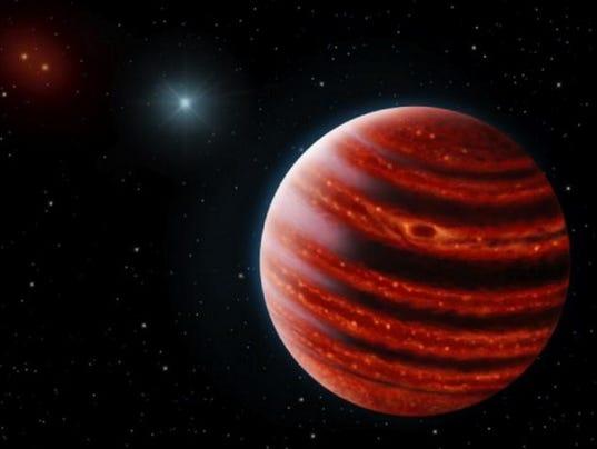 New Jupiter-like planet