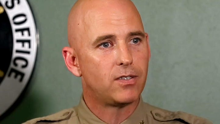 Former Pinal County Sheriff Paul Babeu