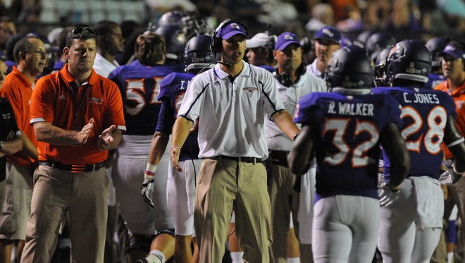 Northwestern State quarterbacks coach and recruiting coordinator Kyle Manley says the bye weekend is a vital one for the Demons' recruiting efforts as they look to build on the momentum from last week's win over Louisiana Tech.