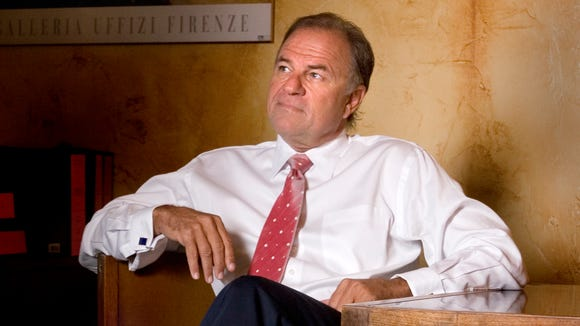 Former Arizona Attorney General Grant Woods, a Republican,