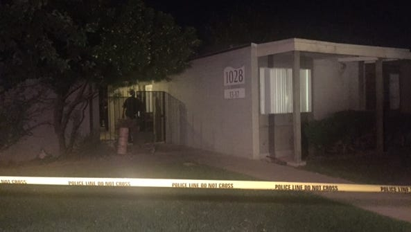 Police say a 16-year-old girl was accidentally shot