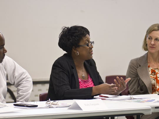 Pam Hightower, the district's Title I coordinator,