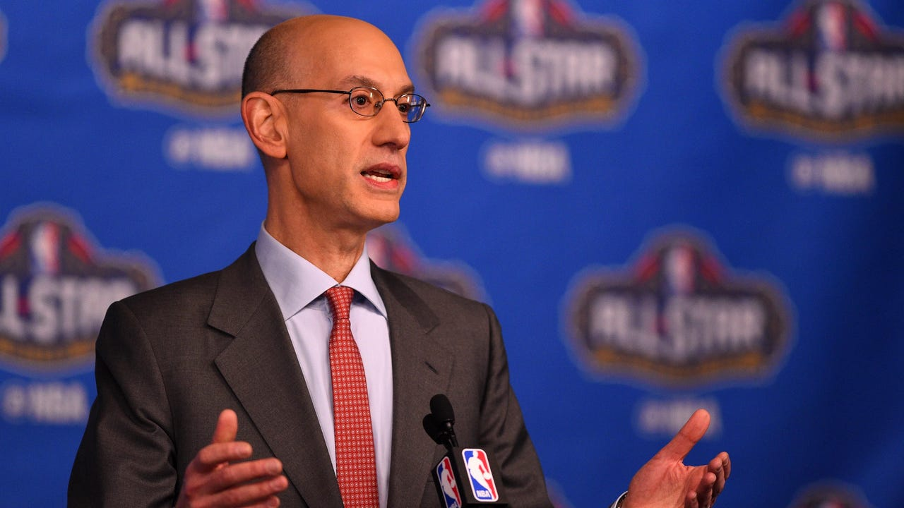 USA TODAY Sports' Sam Amick discusses the issue of star players resting in the NBA and why commissioner Adam Silver isnot happy about it.