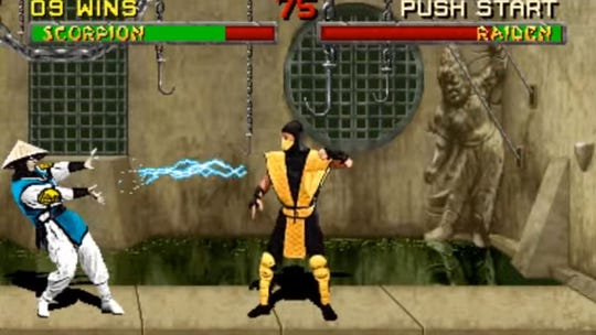 Mortal Kombat II comes in at No. 31 on the list of