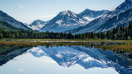 Alaska ranks No. 1 in an index that measures people's sense of well-being.