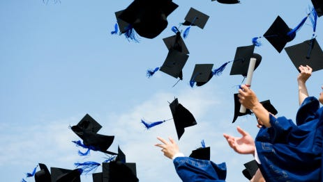 Some Williamson County high school graduations have been rescheduled or relocated due to inclement weather.