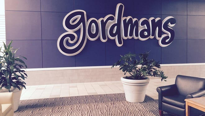 Gordmans will open in the Meridian Mall on Thursday.