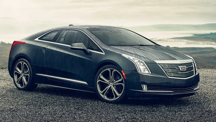 The ELR electrified luxury coupe will offer improved