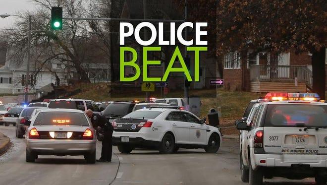 Police investigate homicide in Des Moines.