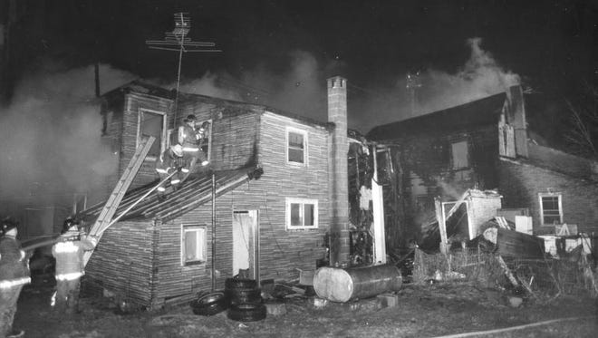 Four members of the Godt family of Middletown died in a Feb. 24, 1989, fire.