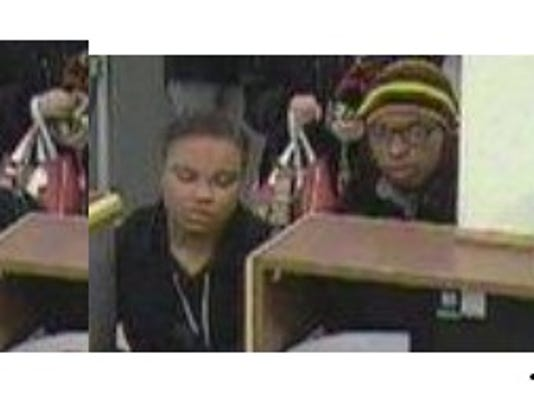 CASE Credit Union robbery suspects