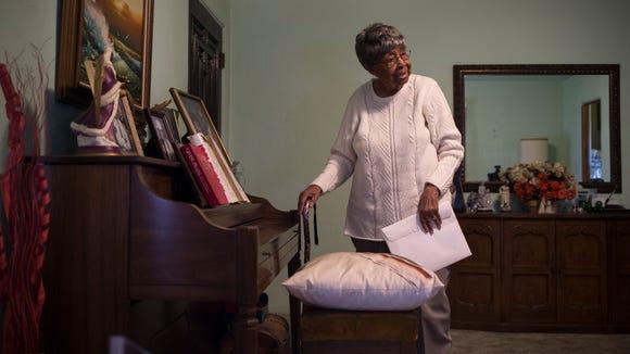 Jean Williams says unspoken rules kept blacks from