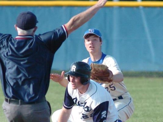 DCA 6316 Gibraltar baseball