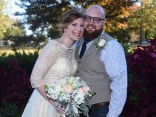 Weddings: Rachel Hinkley & James Hunnicutt