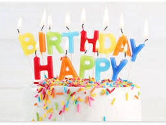 Birthdays: mary beth edgell