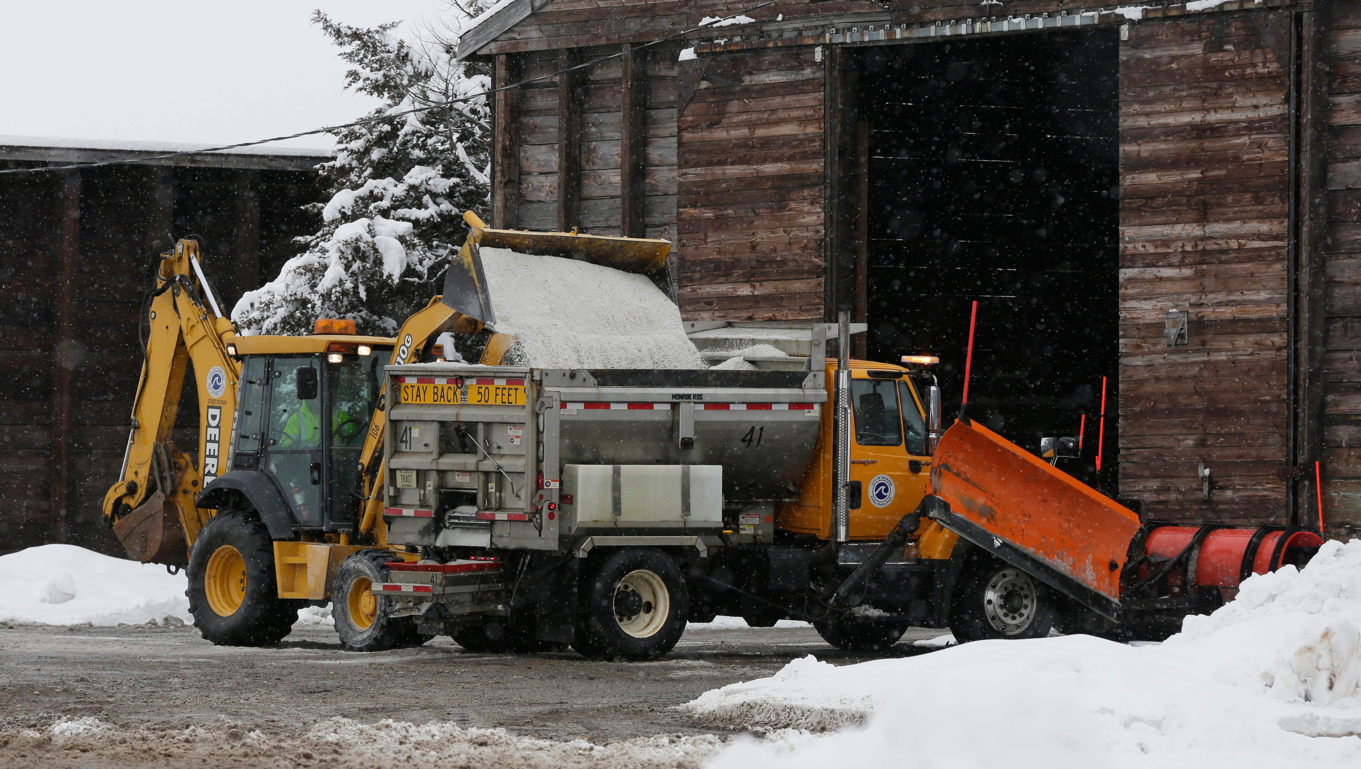 City Of Oshkosh Explains Snow Removal Practices