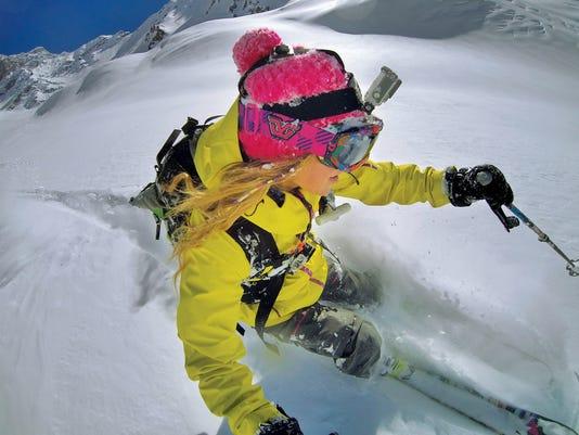 GoPro helmet camera merges action sports, social media