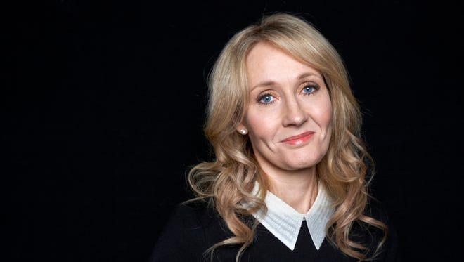 J.K. Rowling is certainly keeping busy.
