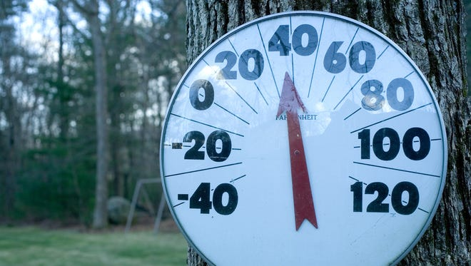 Temperatures are expected to reach the 60-degree range in the Lansing region this weekend.