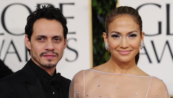 Jennifer Lopez and Marc Anthony announced the end of their seven-year marriage in July 2011.