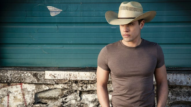 Dustin Lynch is opening for Luke Bryan during his sold out tour stop Tuesday at the Pan American Center.
