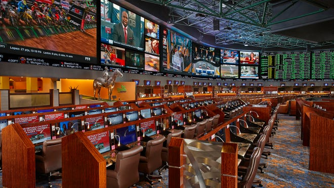 Westgate, the former Las Vegas Hilton just off the north end of The Strip, recently upgraded its 25,000-square-foot race and sports book, outfitting it with a huge LED video wall.