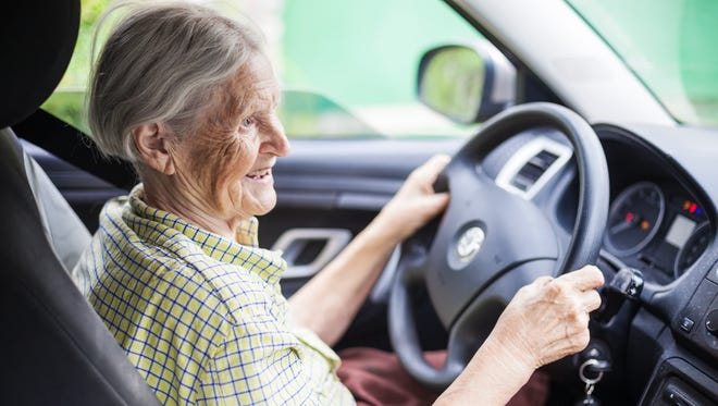 The number of drivers in Delaware over 65 years old increased nearly 25 percent between 2010 and 2015, according to federal data.