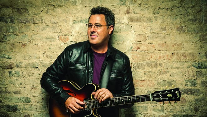 Vince Gill is set to perform at Hoyt Sherman Place on April 8.