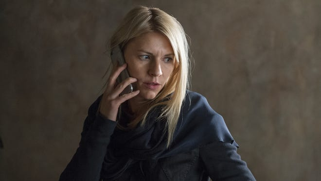 "Claire Danes stars in ""Homeland,"" which filmed in the region in 2016."