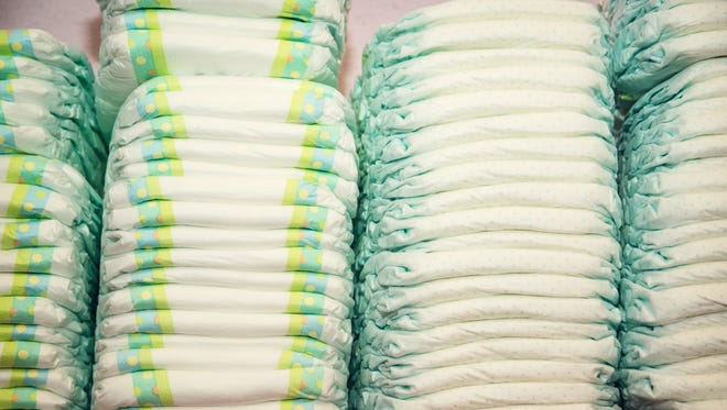 Help families in Asheville by donating to the Love for Babies Diaper Drive, hosted by the Asheville Citizen Times and WNC Parent on behalf of Babies Need Bottoms, from Feb. 19-March 3.