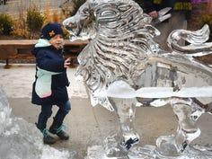 Winter Blast Weekends kick off Saturday in Campus Martius