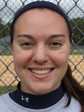 Seneca junior pitcher Eliza Sweet