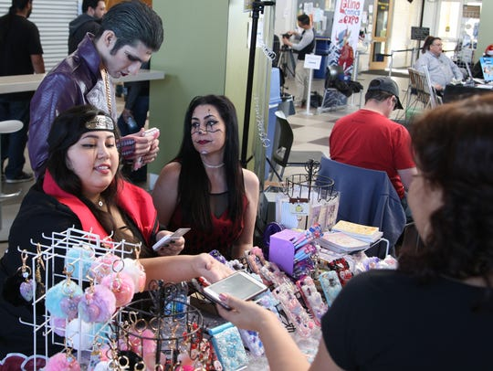Comics, Cosplay, Tech and Gaming at Salinas Valley