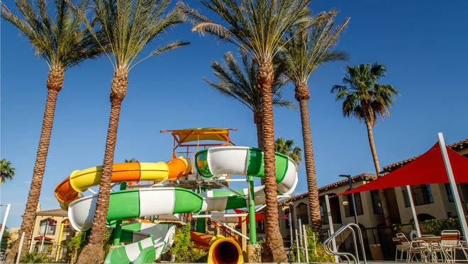 Families who want to enjoy a local vacation with all the comforts of home are sure to enjoy a summer staycation at the Holiday Inn Club Vacations Scottsdale Resort.