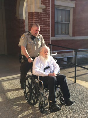 Charles Almond Sr., now 87, was found guilty of first-degree murder in 2016.