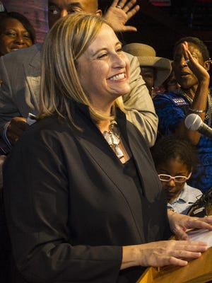 The 2015 Congress of Cities is an opportunity for new Mayor Megan Barry to share her vision for Nashville.