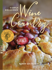 """Santa Ynez Valley is the inspiration for """"Simply Delicious"""