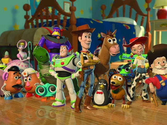 "Music from ""Toy Story,"" ""Cars"" and more will be featured"
