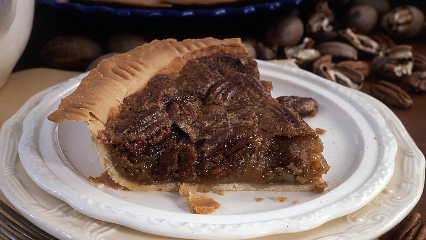 Blue Ribbon Winning Recipe: Maple bourbon pecan pie
