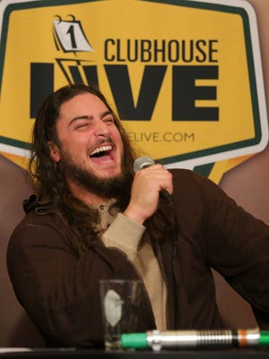 Green Bay Packers left tackle David Bakhtiari is the co-host of Clubhouse Live, Gannett Wisconsin Media's live Packers show that's seen weekly from The Clubhouse Sports Pub & Grill inside the Radisson Paper Valley Hotel in downtown Appleton.